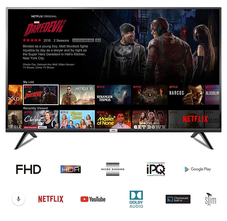 Best Smart TV under 15000 in India