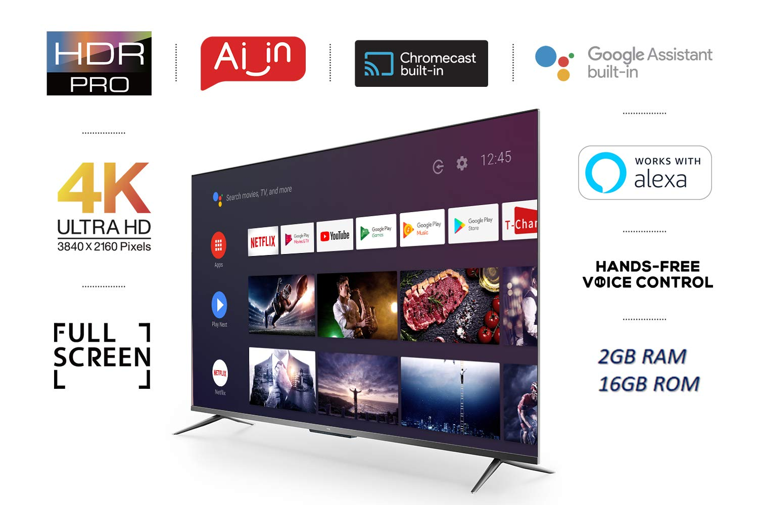 Best Smart TV under 40000 in India